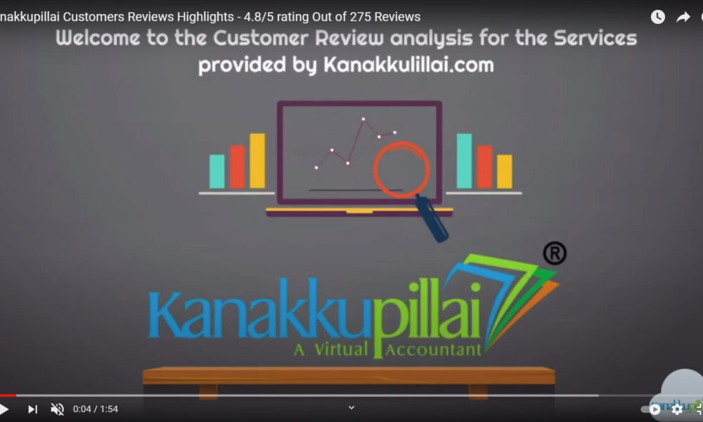 Kanakkupillai Customers Reviews Highlights – 4.8/5 rating Out of 275 Reviews