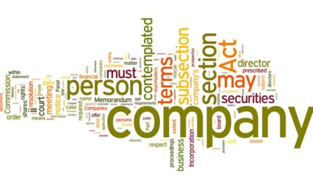Different types of companies in India