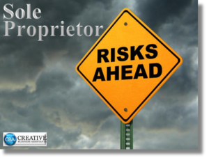 Risks in Sole Proprietership