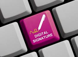 DSC Registration process in India