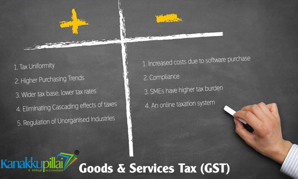 The Hits & Misses of Goods & Services Tax (GST)