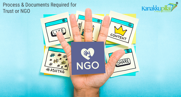 How to Register Trust or NGO – Process & Documents Required