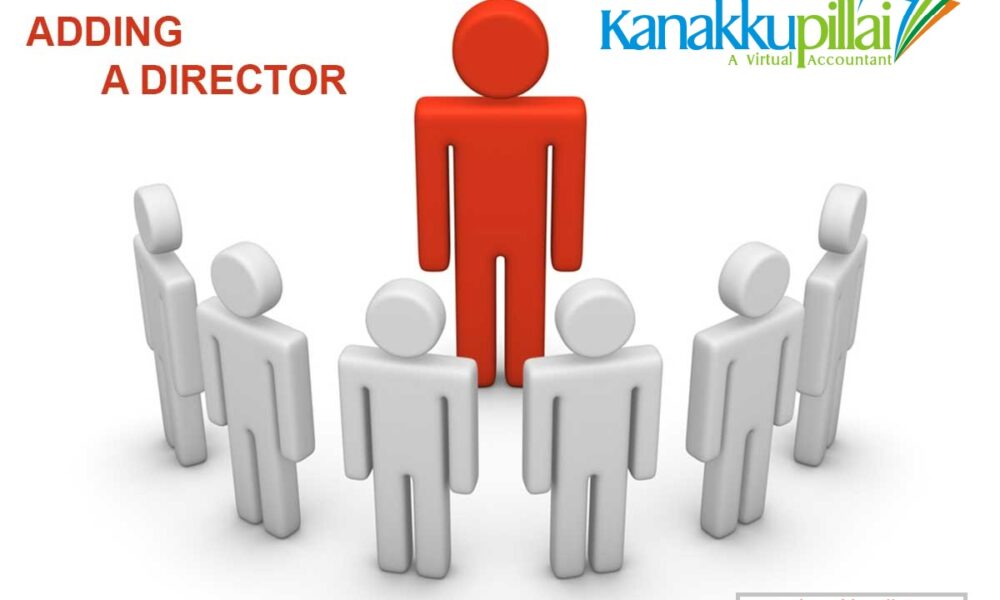 Add a Director – Appoint of Director: File Online with MCA