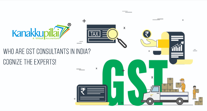 Who are the Best GST consultants in India?