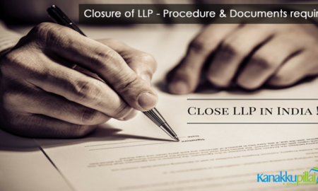Closure-of-LLP-Procedure-Documents-required