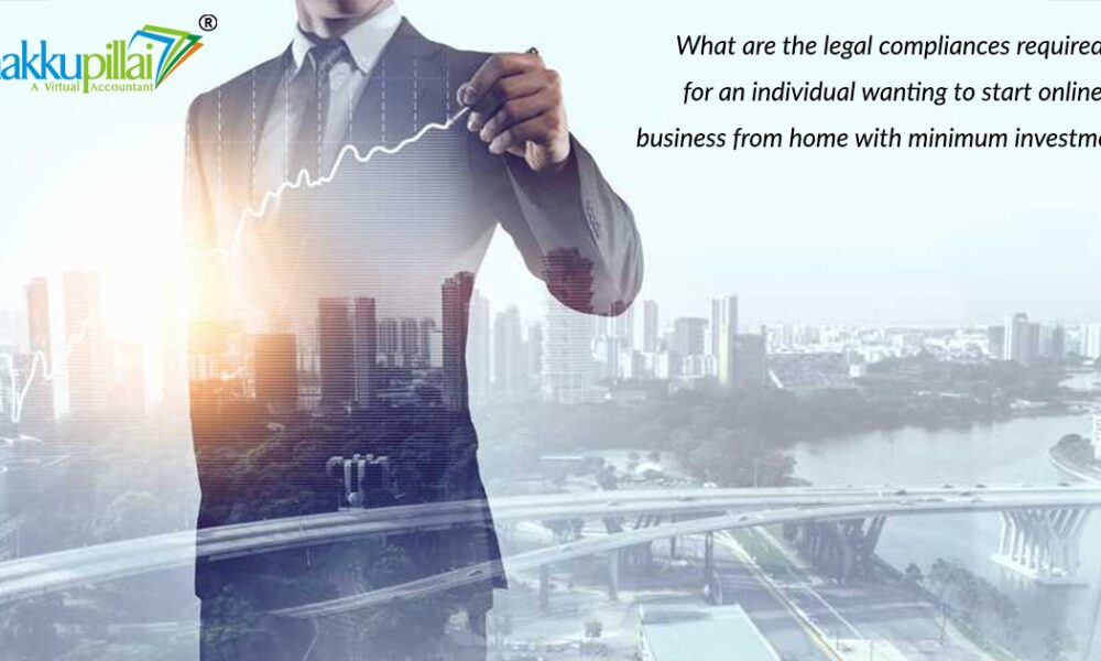 The legal compliances required  to start online business ?