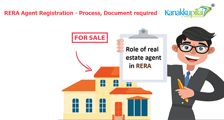 RERA Agent Registration Online India – Process, Document required
