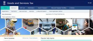 www.gst.gov.inDashboard GST Login: Goods & Services Tax GST Portal Login India