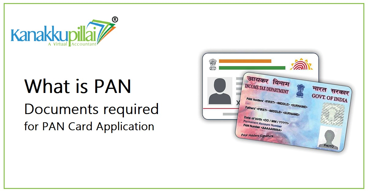 What is PAN and Procedure for Applying PAN Card