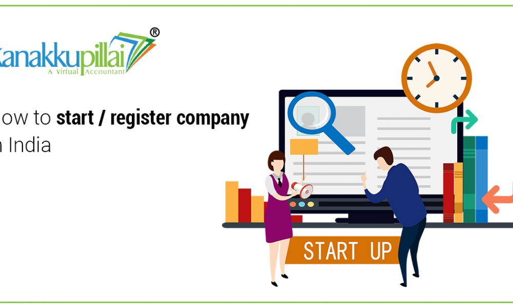 How to start / register company in India