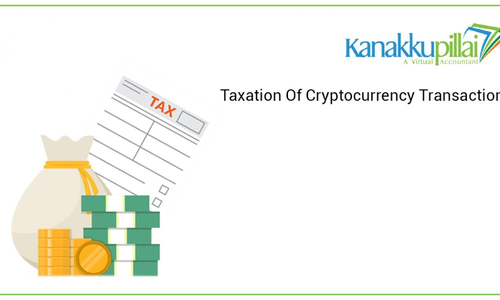 Taxation Of Cryptocurrency Transactions
